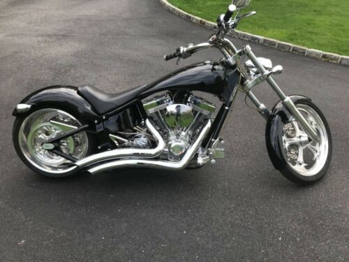 2006 American Ironhorse Outlaw Black photo
