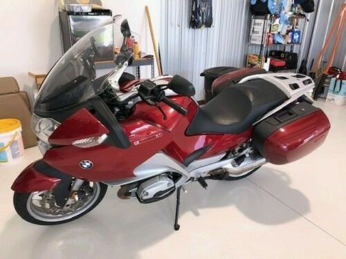2006 BMW R-Series Red photo