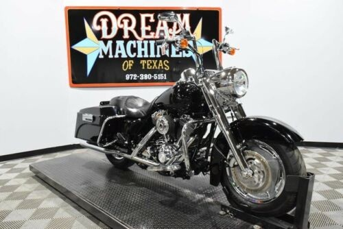 2006 Harley-Davidson FLHRSI – Road King Custom — Black for sale craigslist