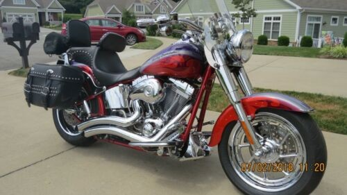 2006 Harley-Davidson FLSTFSE2 7 color - CVO painted for sale craigslist