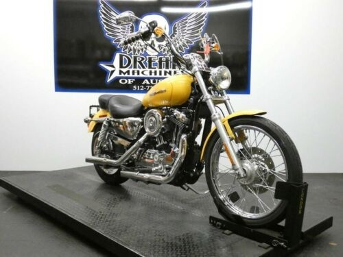 2006 Harley-Davidson XL1200C - Sportster 1200 Custom -- Yellow photo