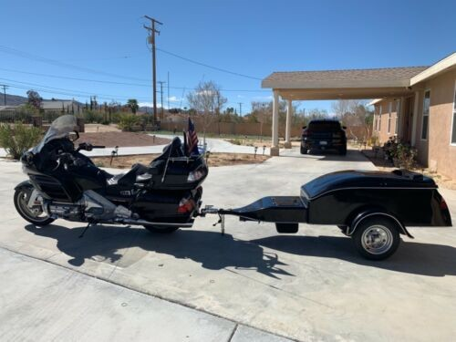 2006 Honda Gold Wing Black for sale