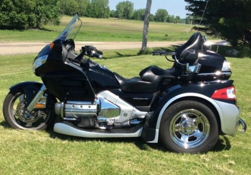 2006 Honda Gold Wing Black photo