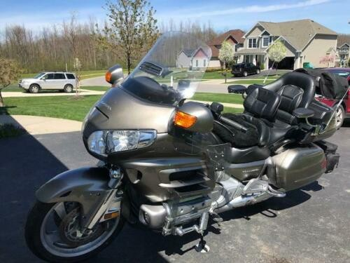 2006 Honda Gold Wing TITANIUM photo