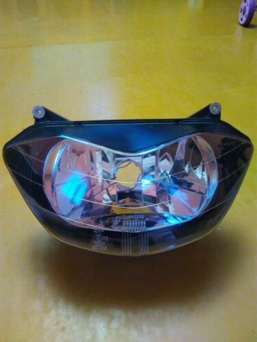 2006 Honda Transalp Headlight 33120MCB601 code.in a very good  photo