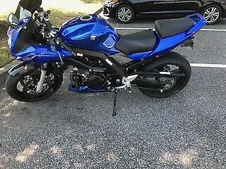 2006 Suzuki SV Blue photo
