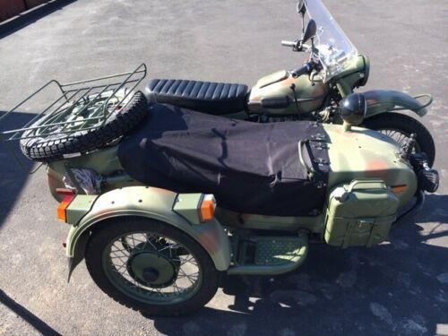 2006 Ural Gear Up Camouflage photo