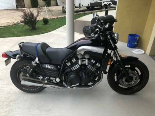 2006 Yamaha V Max Black photo