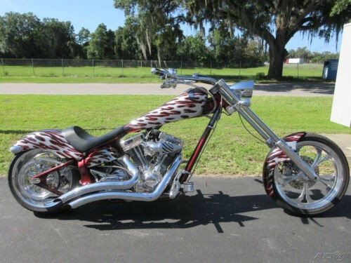 2007 American Ironhorse Legend Black photo