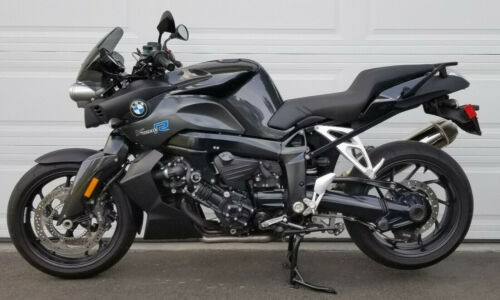 2007 BMW K1200R Black for sale