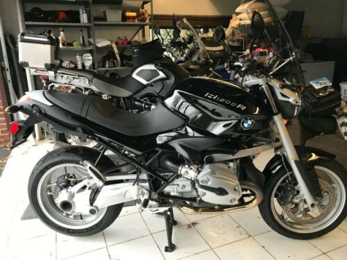 2007 BMW R1200R Black for sale