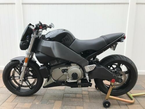 2007 Buell Lightning Black for sale craigslist
