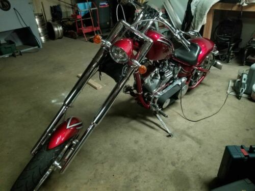 2007 Custom Built Motorcycles Chopper  photo