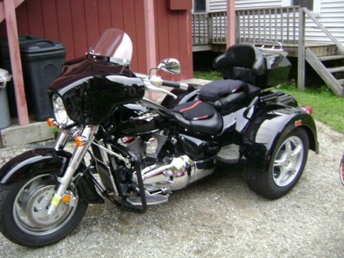 2007 Custom Built Motorcycles Other Black photo