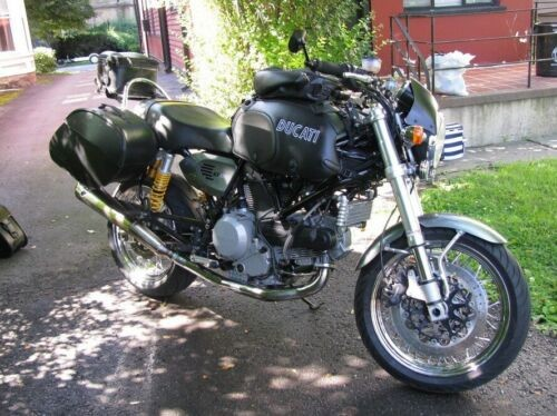 2007 Ducati Other Gray photo