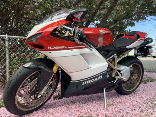 2007 Ducati Superbike RED,WHITE,GREEN photo
