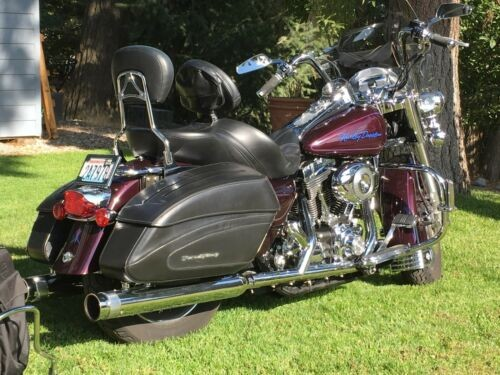 2007 Harley-Davidson Other Black Cherry photo
