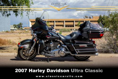 2007 Harley-Davidson Touring Gray photo