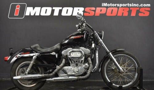 2007 Harley-Davidson XL883 – Sportster 883 — Black for sale craigslist