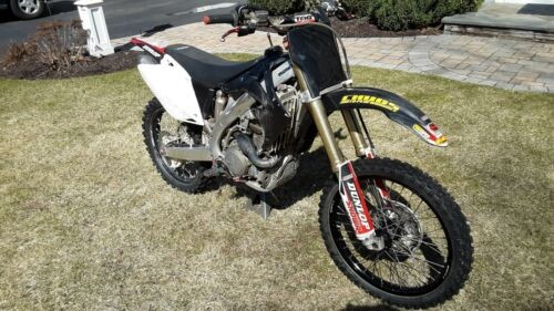 2007 Honda CRF  photo