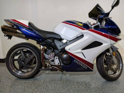 2007 Honda Interceptor Red, White and Blue for sale