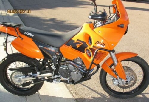 2007 KTM Adventure KTM Orange for sale