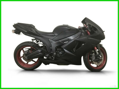 2007 Kawasaki Ninja CALL (877) 8-RUMBLE Black photo