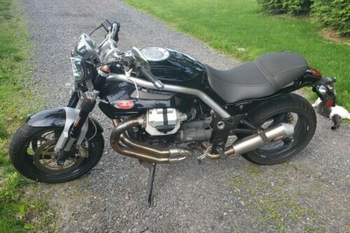2007 Moto Guzzi Griso Black photo