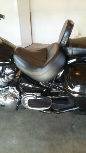2007 Yamaha Road Star -- Black photo