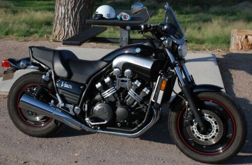 2007 Yamaha V Max Black photo