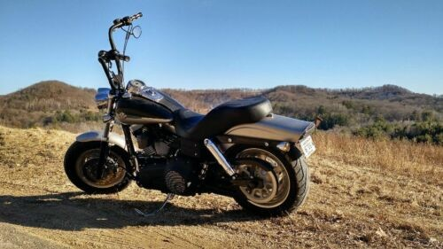 2008 Harley-Davidson FXDF Fat Bob Black photo