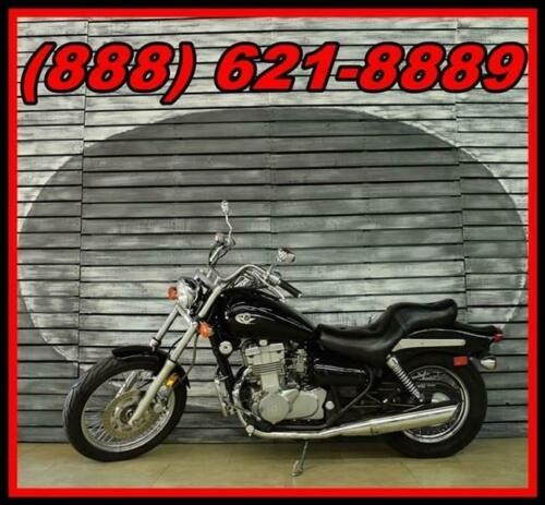 2008 Kawasaki Vulcan 500 Limited Black photo