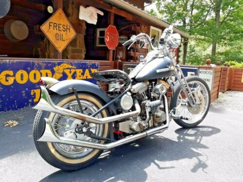 2009 Custom Built Motorcycles Bobber  photo