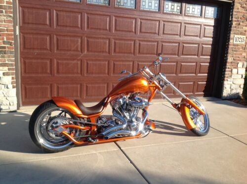 2009 Custom Built Motorcycles Soft tail  photo