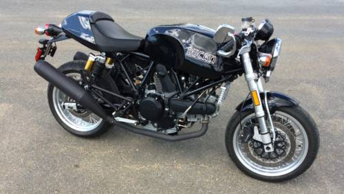 2009 Ducati Sport Classic - Sport 1000 Black photo
