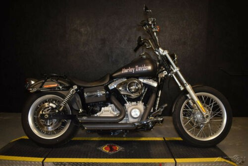 2009 Harley-Davidson Dyna FXDB - Street Bob 016 BLACK DENIM photo