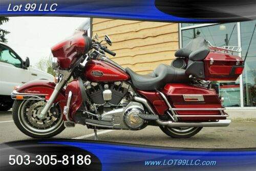 2009 Harley-Davidson Other Red photo