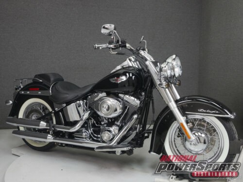 2009 Harley-Davidson Softail FLSTN DELUXE VIVID BLACK for sale craigslist