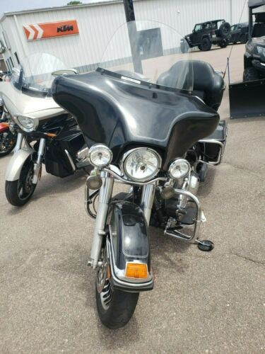 2009 Harley-Davidson Touring Black photo