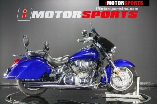 2009 Honda VTX1300 R — Blue for sale
