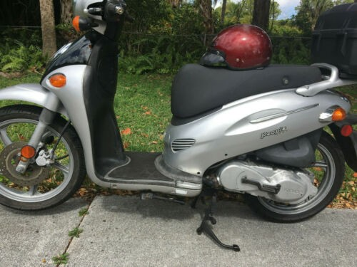 2009 Kymco People Silver for sale craigslist