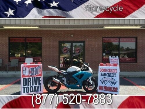 2009 Suzuki GSX-R750 - No data -- Blue photo
