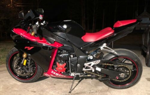 2009 Yamaha YZF Black for sale