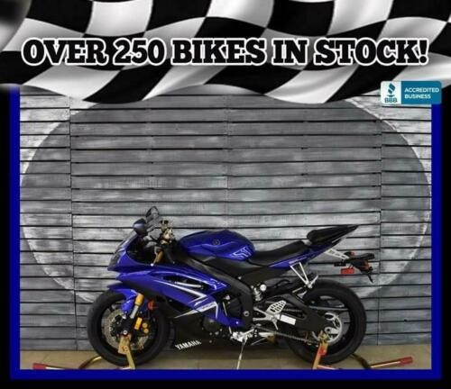 2009 Yamaha YZF-R -- Blue for sale craigslist