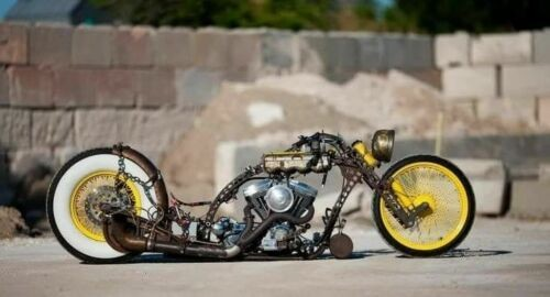 2010 Custom Built Motorcycles Chopper  photo