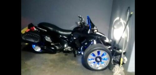 2010 Custom Built Motorcycles Other Black photo