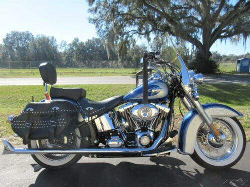2010 Harley-Davidson Softail Heritage Softail® Classic  photo