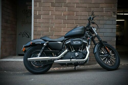 2010 Harley-Davidson Sportster Black photo