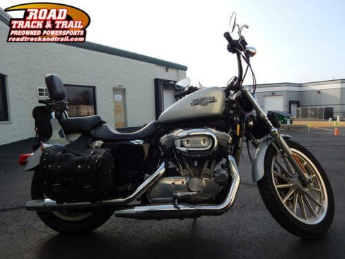 2010 Harley-Davidson XL883L - 883 Low™ -- Gray photo
