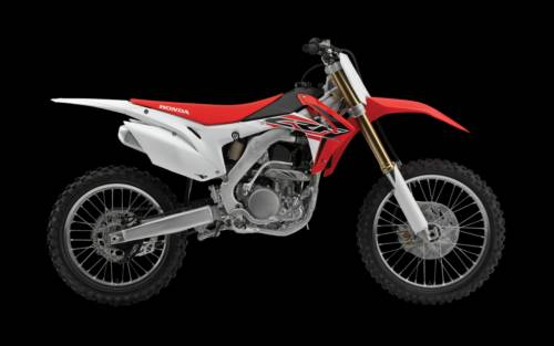2010 Honda CRF Red for sale